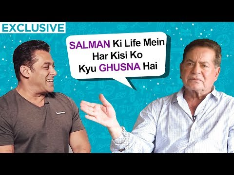 Salim Khan EXPLOSIVE Interview On Salman Khan's CASES And Entire Controversy | EXCLUSIVE | Throwback