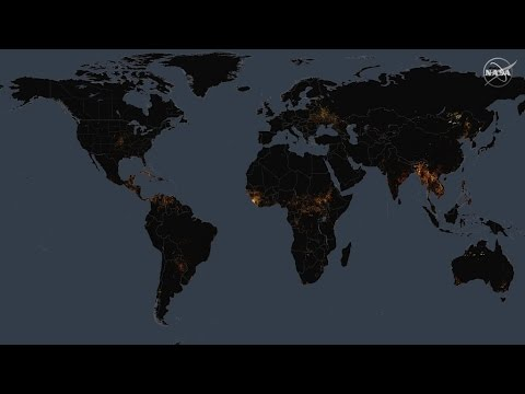 NASA Sees Intense Fires around the World