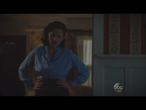 Peggy Carter fight 2