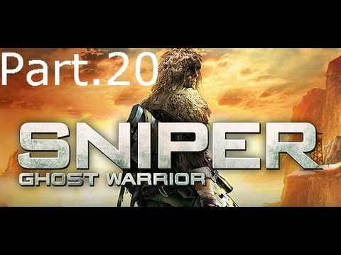 Sniper Ghost Warrior - Walkthrough 20 - The Last Hunt |