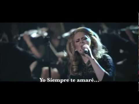ADELE - Lovesong (Subtítulos en español)