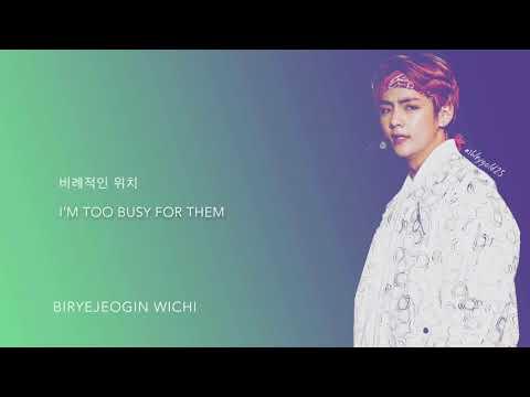 BTS V - 'BTS Cypher Pt. 3: Killer' [Han|Rom|Eng lyrics]