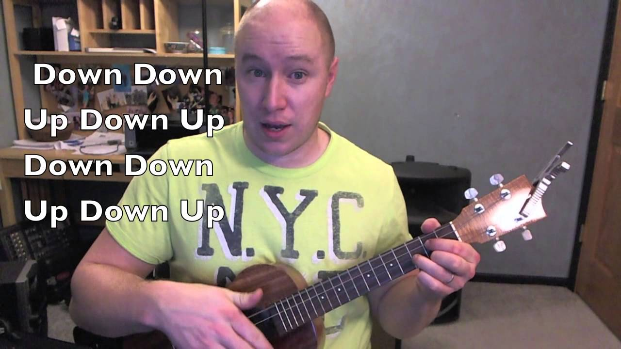 Little Talks- Ukulele Lesson (TABS)- Of Monsters and Men (Todd Downing) - YouTube