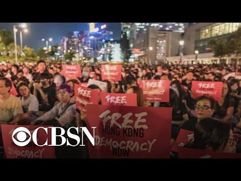 Hong Kong set for new crackdown by China?