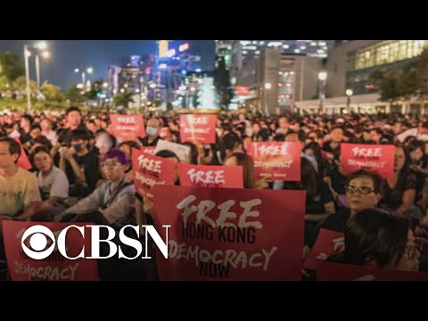 Hong Kong set for new crackdown by China?