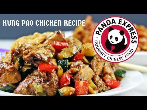 Panda Express Kung Pao Chicken Recipe | In Da Kitchen