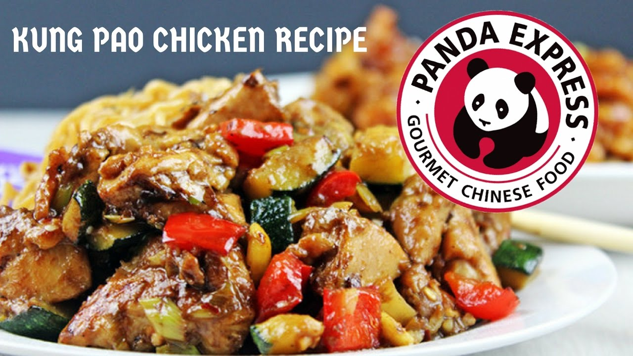 Panda Express Kung Pao Chicken Recipe | In Da Kitchen ...