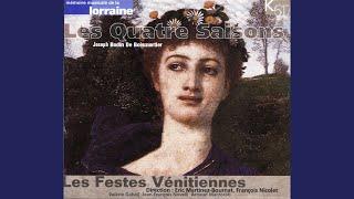 "Les 4 saisons, Op. 5, Cantata No. 1 ""Le printemps"": II. Air loure"