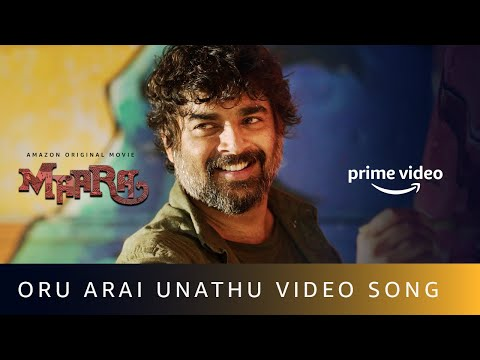 oru-arai-unathu-video-song-|-maara-|-yazin-nizar,-sanah-moidutty-|-amazon-prime-video