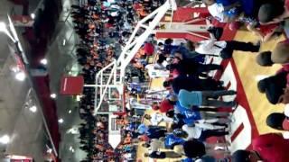 Indianapolis Metropolitan High School clipping net