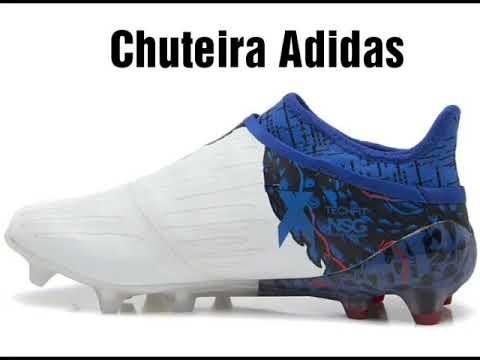 Chuteira Adidas purecontrol Original Profissional - YouTube 98fbcd51cd70d
