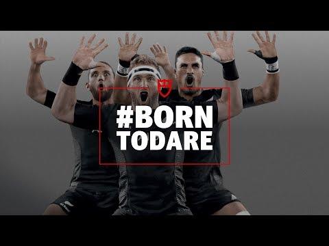 TUDOR is #BornToDare with the All Blacks