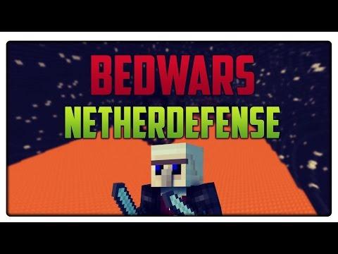 Minecraft Bedwars | Netherdefense - Eure Lieblingsmap? | Vicevice