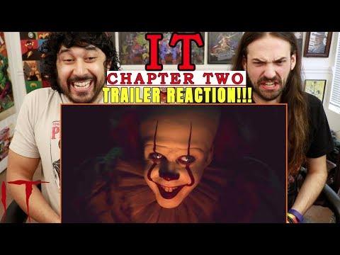 IT CHAPTER 2 - Teaser TRAILER - REACTION!!!