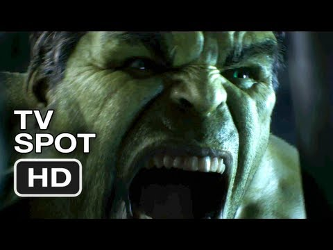 The Avengers TV SPOT #1 - IMAX 3D - Marvel Movie (2012) HD