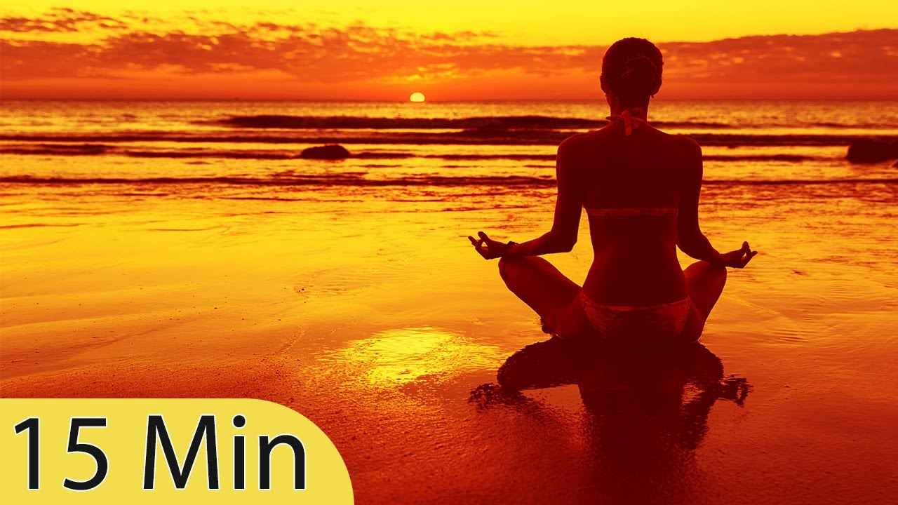15 Minute Meditation Music, Relaxing Music, Calming Music, Stress Relief Music, Relax, ☯3245B