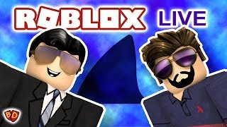 🔴 Roblox Live   Sharkbite and Wild Revolvers   Ben and Dad
