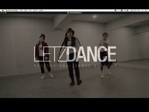 AGNEZ MO - COKE BOTTLE ft. TIMBERLAND, T.I| choreography @Monroe Lee
