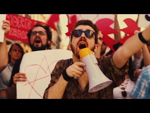 Gruppo Sanguigno - Canzone d'amore di protesta [Official Music Video]