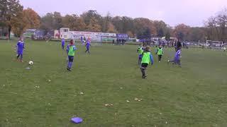 CZ7-Kudełek na Mistrzostwach Polski Footbal Academy w roczniku 2010-VII Mecz FA Żagań