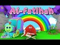 Animation 3D Juz Amma Al-Fatihah | Recite Quran with Battar Train Hijaiyah | ABATA Channel