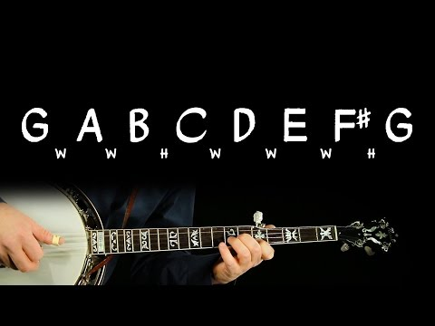 Backup Banjo - Lesson 1 - Introduction