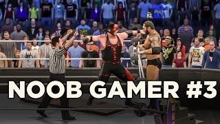 Запрещенный прием в WWE 2015 - NOOB GAMER(http://www.youtube.com/c/webcounters - Обзоры интересных событий Сегодня 10 сентября И это 2 выпуск NOOB GAMER. Шоу на нашем канале..., 2015-09-26T17:24:15.000Z)