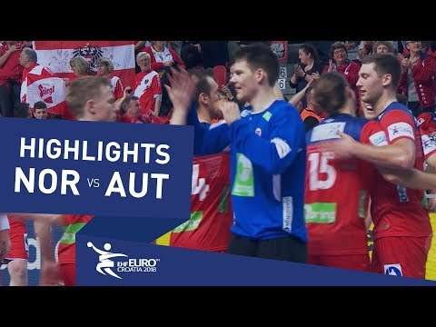 Highlights | Norway vs Austria | Men