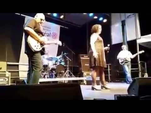 BB King Tribute @ West Island Blues Fest 2015