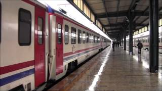 Поезд стамбул салоники