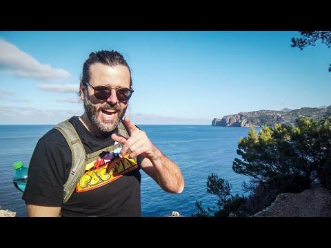 DJI Osmo Pocket am Meer: Zeitlupe, Weitwinkel und Extension Rod [Mallorca Vlog]
