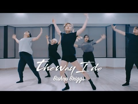 Bishop Briggs - The Way I Do : JayJin Choreography