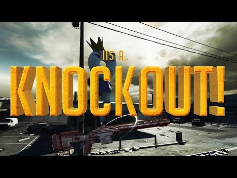 It's a Knockout - Hottest New Battlefield Game show!