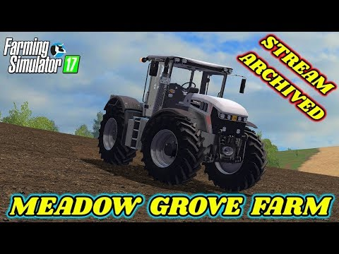 Farming Simulator 2017 | Single Player Testing Mods With Music | Behind The Hedge Gaming