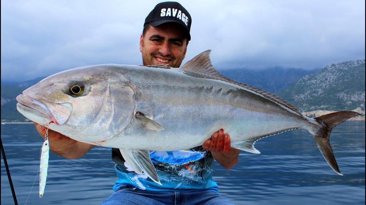 İncecik İplerle Dev Balıklar Yakaladık / Okuma Ceymar 8X Braid