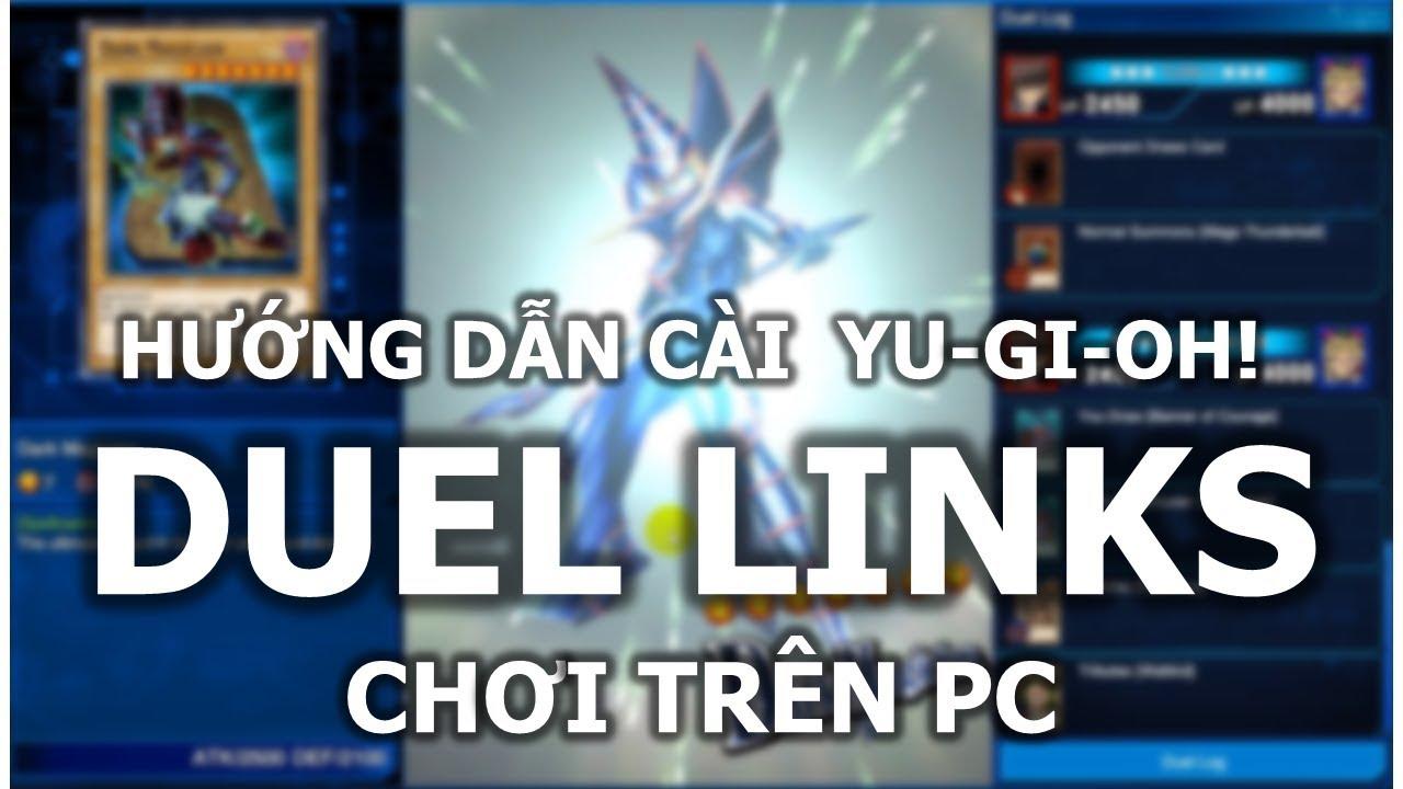 Hướng dẫn cách fake ip tải Yu-Gi-Oh! Duel Links trên Steam chơi ở Việt Nam | M2DA