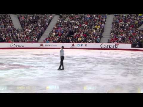 2014 Canadian Nationals FS Chan