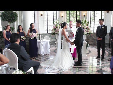 Casa Loma Toronto Wedding | Brightside Films | Ana + Sonam