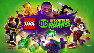 LEGO DC Super-Villains Walkthrough Part 1: E3 2018