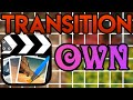 How to make your own Transition/Effect/Animation on Cute Cut Pro on iPhone(IOS) | EditingCity!