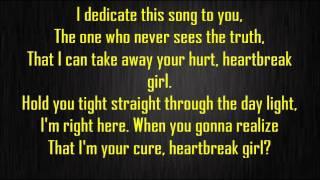 Heartbreak Girl By 5SOS Lyrics