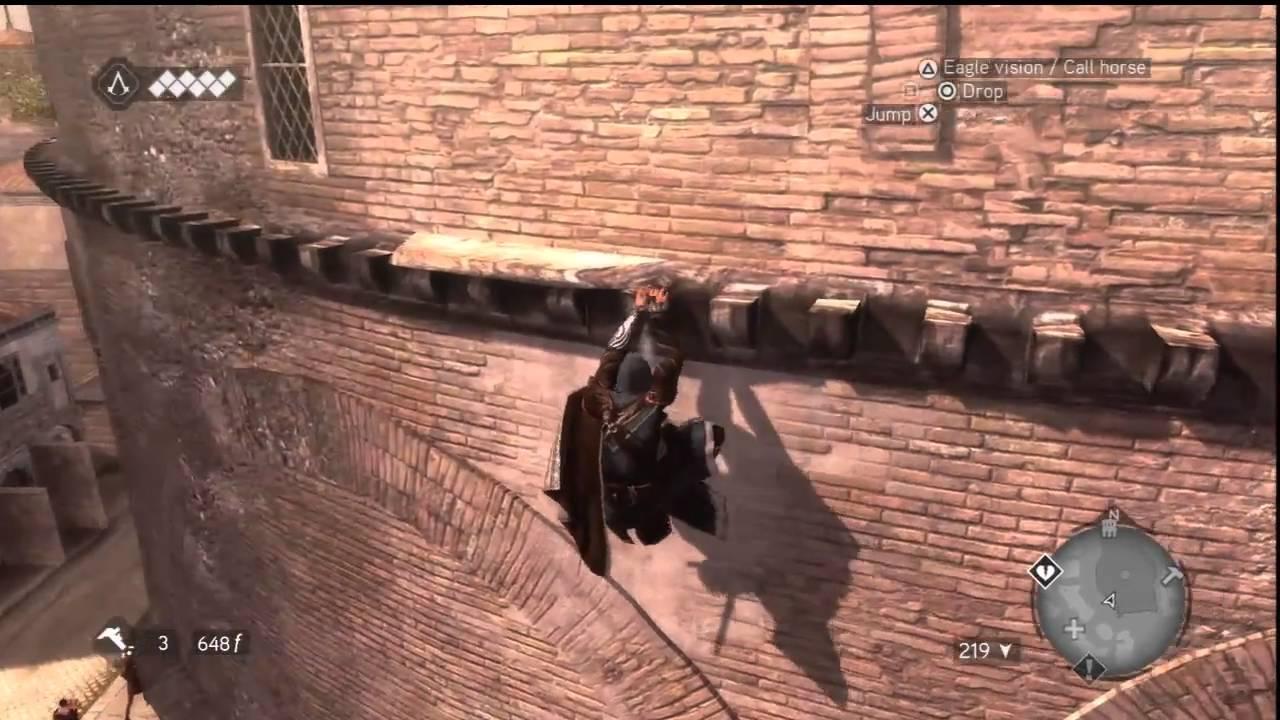 Risultati immagini per assassin's creed climbing
