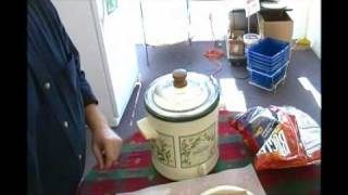 """Making Chocolate Candy""""the Easy Way"""""""