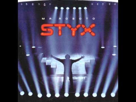 styx  mr roboto single edit