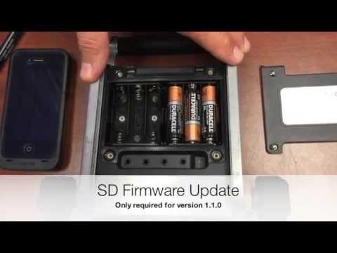 SD Card Firmware Update