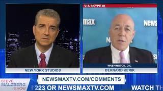 Malzberg   Fmr. NYPD Commissioner Bernard Kerik remembers Sept. 11, discusses Today's Threats