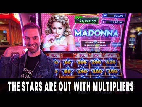 🌟 STARS ARE OUT! 💸 Lucky Stars And Madonna Multipliers ⭐Betting The Farm On FarmVille 🐮