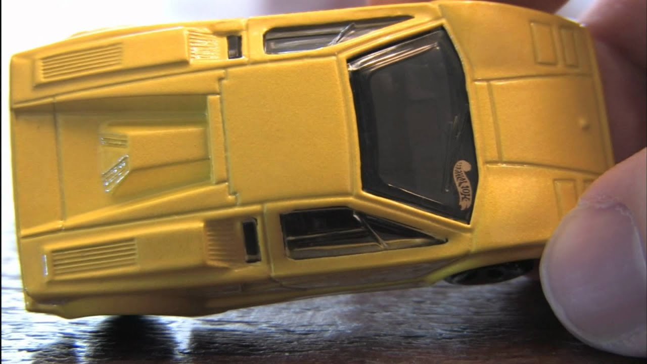maxresdefault Mesmerizing Hot Wheels Speed Machines Lamborghini Countach Cars Trend