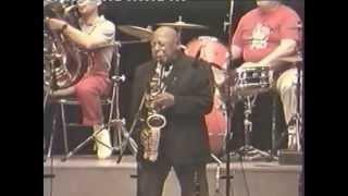1989 Benny Waters + Hot Antic Jazz Band - Blue Waters + When You´re Smiling