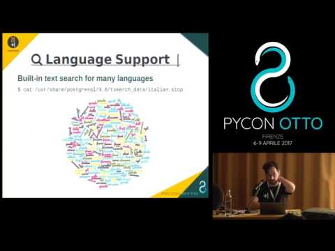 Image from Ricerca full text in Django con PostgreSQL